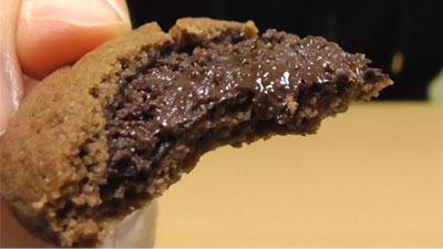 業務スーパー-ヘーゼルナッツクリーム入りクッキー15