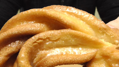 ローズネットクッキー(ヤマザキ)7