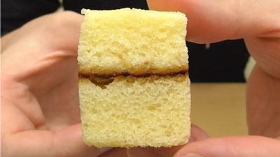 マルセイバターケーキ(六花亭)6