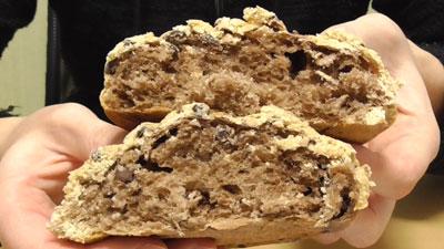 カントリーマァムみたいなメロンパン(山崎製パン)10
