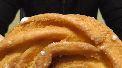 ローズネットクッキー(ヤマザキ)5