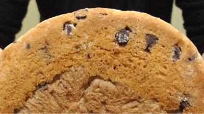 カントリーマァムみたいなメロンパン(山崎製パン)6