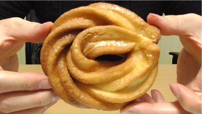 ローズネットクッキー(ヤマザキ)2