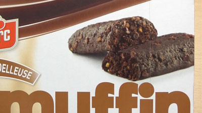 業務スーパー-muffin-max-BROWNIES-朝食マフィン(ブラウニー)2