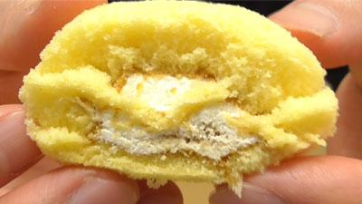 ロールちゃん-期間限定プリンクリーム味(山崎製パン)10