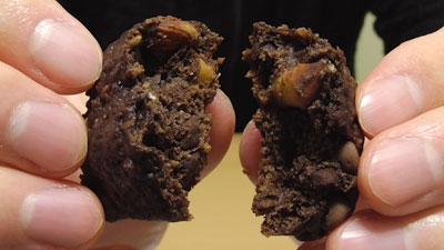 業務スーパー-muffin-max-BROWNIES-朝食マフィン(ブラウニー)14