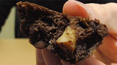 業務スーパー-muffin-max-BROWNIES-朝食マフィン(ブラウニー)15
