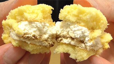 ロールちゃん-期間限定プリンクリーム味(山崎製パン)11
