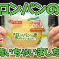 メロンパンの皮焼いちゃいました。(ヤマザキ)、The 平成のヒット商品シリーズの第2弾より!