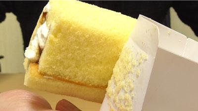 ロールちゃん-期間限定プリンクリーム味(山崎製パン)8
