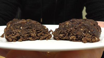 業務スーパー-muffin-max-BROWNIES-朝食マフィン(ブラウニー)12