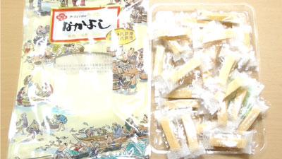 チーズといかのハーモニー-なかよし(花万食品株式会社)3