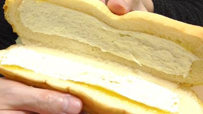 おいしいシューロール-レモン&レアチーズ(パスコ)10