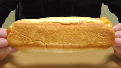 おいしいシューロール-レモン&レアチーズ(パスコ)5