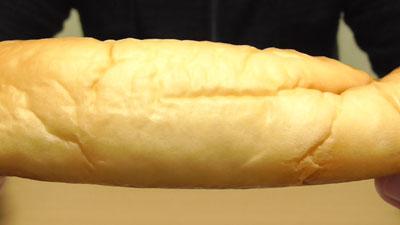 たい焼き風パン-カスタード(ヤマザキ)6