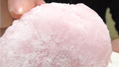 凍らせてもおいしい-苺わらび(セブンイレブン)6