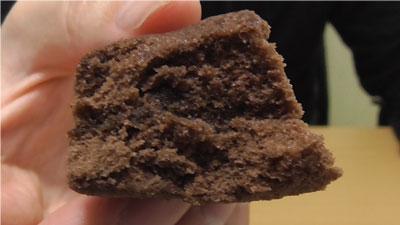 ロールちゃん-チョコバナナ-チョコスポンジとバナナクリーム(山崎製パン)13