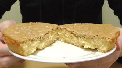 塩キャラメルクッキーケーキ(ヤマザキ×トーハト)9