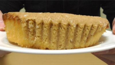 塩キャラメルクッキーケーキ(ヤマザキ×トーハト)5