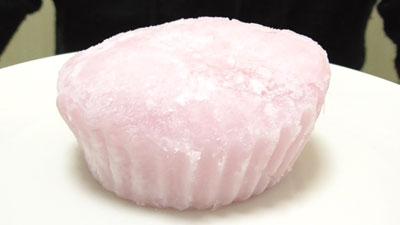 凍らせてもおいしい-苺わらび(セブンイレブン)4