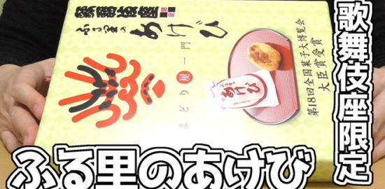 歌舞伎座限定-ふる里のあけび(ふるさとのあけび)
