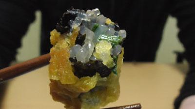 業務スーパー-冷凍のり巻き天ぷら-12個入り15