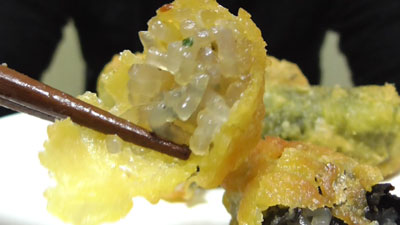 業務スーパー-冷凍のり巻き天ぷら-12個入り14