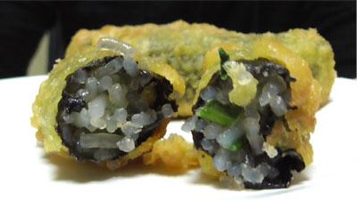 業務スーパー-冷凍のり巻き天ぷら-12個入り12
