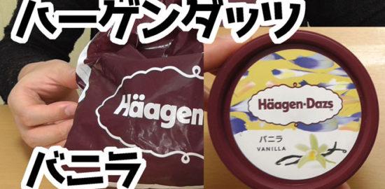 ハーゲンダッツ-バニラ