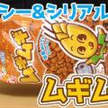 ムギムギ(南国製菓)、麦ぽん菓子のロングセラー商品