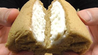 ほうじ茶ラテ風スチームケーキ(第一パン)11