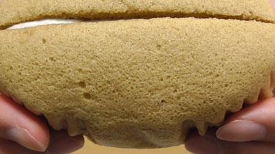ほうじ茶ラテ風スチームケーキ(第一パン)8