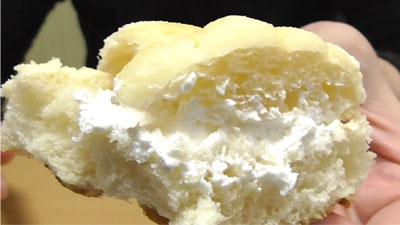 マスカルポーネ風味-メロンパン(第一パン)16