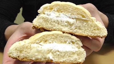 マスカルポーネ風味-メロンパン(第一パン)10