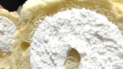 マスカルポーネ風味-メロンパン(第一パン)9