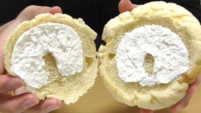 マスカルポーネ風味-メロンパン(第一パン)8