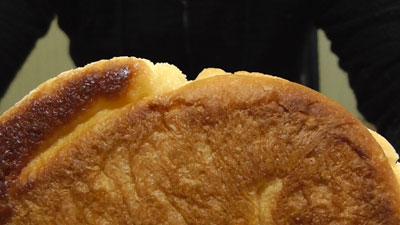 マスカルポーネ風味-メロンパン(第一パン)5