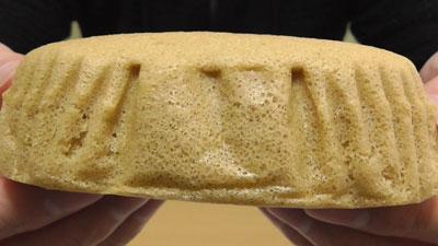 ほうじ茶ラテ風スチームケーキ(第一パン)7