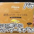 Patire パティレ パティシエの贈りもの 魅惑のバターキャラメル(協同乳業株式会社/メイトー)