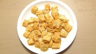 エアリアルAerial-濃厚チェダーチーズ味(ヤマザキビスケット)5