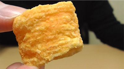 エアリアルAerial-濃厚チェダーチーズ味(ヤマザキビスケット)11