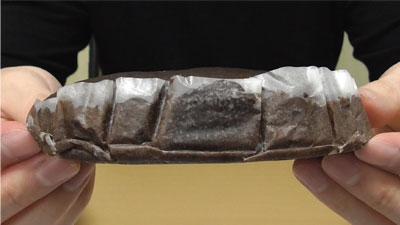 しっとり濃密-ベルギー産チョコ-ガトーショコラ蒸し(第一パン)4