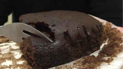 しっとり濃密-ベルギー産チョコ-ガトーショコラ蒸し(第一パン)14