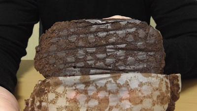 しっとり濃密-ベルギー産チョコ-ガトーショコラ蒸し(第一パン)8