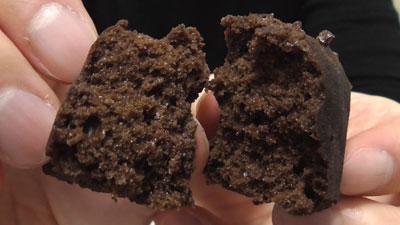 しっとり濃密-ベルギー産チョコ-ガトーショコラ蒸し(第一パン)12