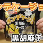 ポンデケージョ-黒胡麻チーズ(フジパン)