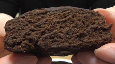 しっとり濃密-ベルギー産チョコ-ガトーショコラ蒸し(第一パン)11