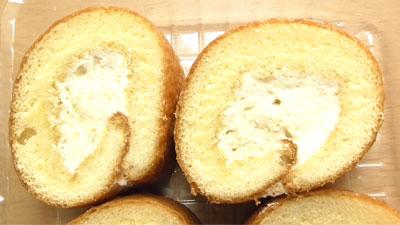 茨城県産-紅まさりを味わうクリーム楽しむひとくちロールケーキ-4個入(フジパン)3