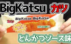ビッグカツ-BigKatsu-とんかつソース味(菓道)