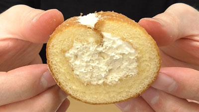 茨城県産-紅まさりを味わうクリーム楽しむひとくちロールケーキ-4個入(フジパン)5